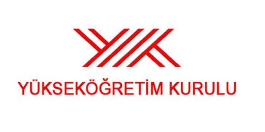 YÖK Osmangazi Üniversitesi İçin Toplanacak