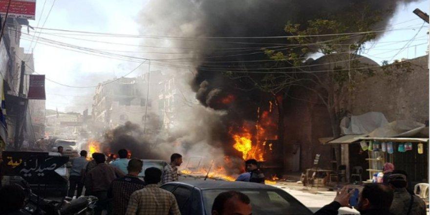 El Bab'da Bombalı Saldırı: 8 Ölü