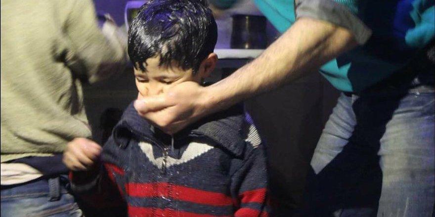 Diyarbakır Özgür-Der: Suriye'de İnsanlık Kimyasal Saldırı Altında Can Çekişiyor