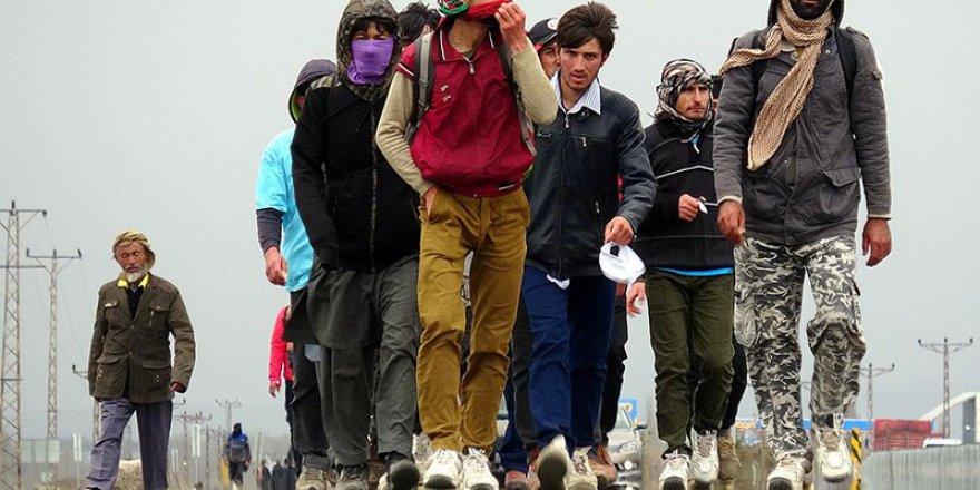 Afgan Mülteciler İçin Iğdır'da Kamp Kurulacak