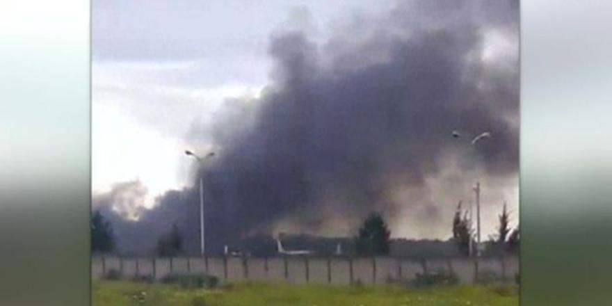 Cezayir'de Askeri Uçak Düştü: 257 Ölü