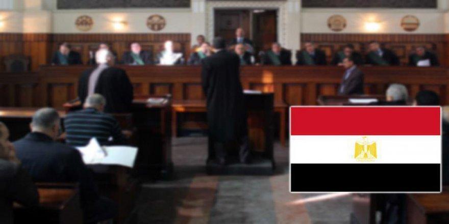 Mısır'da 36 Kişinin İdam Dosyası Müftülükte
