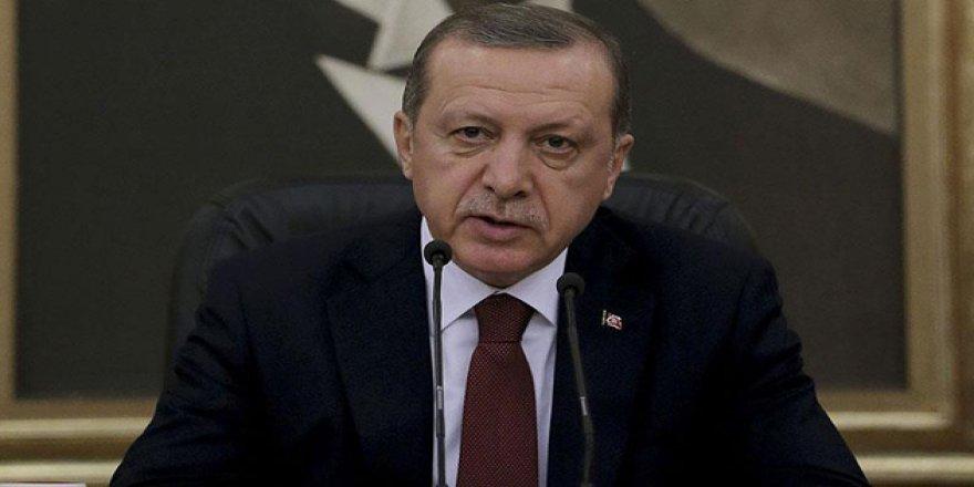 Erdoğan Suriye'deki Son Gelişmeleri Değerlendirdi