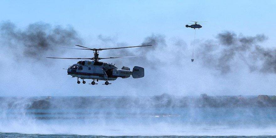 Rusya'da Üç Günde İkinci Helikopter Kazası: 2 Ölü