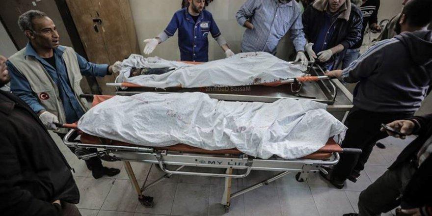 Rafah'ta Meydana Gelen Patlamada Kudüs Müfrezeleri'nden 4 Kişi Şehit Oldu