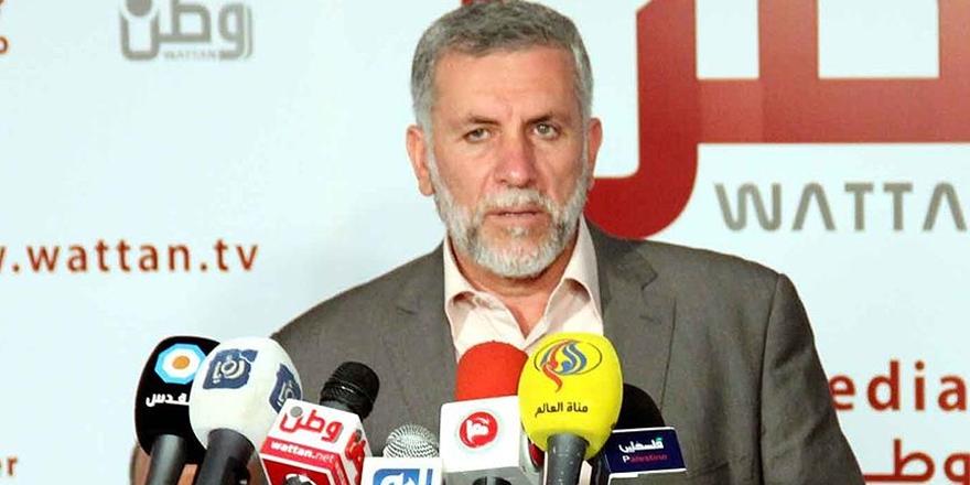 İşgalci İsrail Hamas Liderlerinden Cemal et-Tavil'i Gözaltına Aldı!