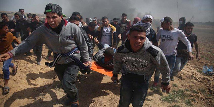 Filistin'de Şehit Sayısı 35'e Yükseldi