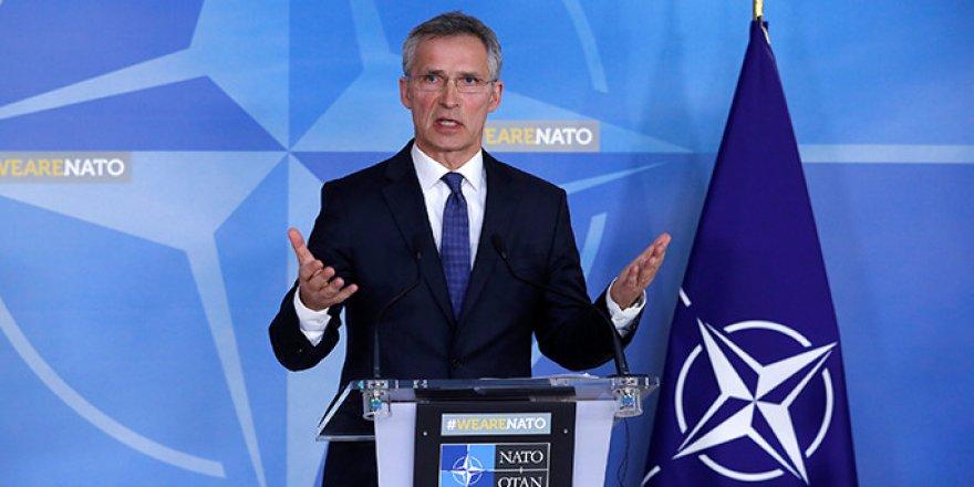 NATO Genel Sekreteri: Suriye Operasyonu 3 Ülkeye Mesajdır