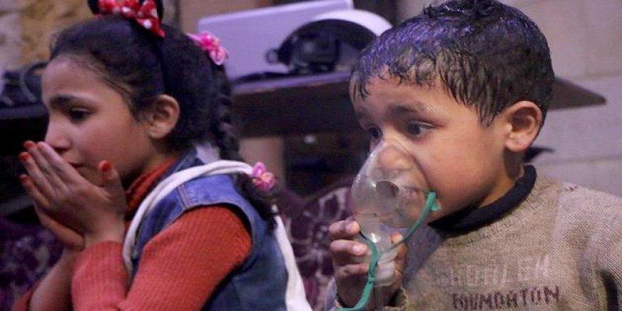 ABD: Duma'da Klor ve Sarin Gazı Kullanıldı