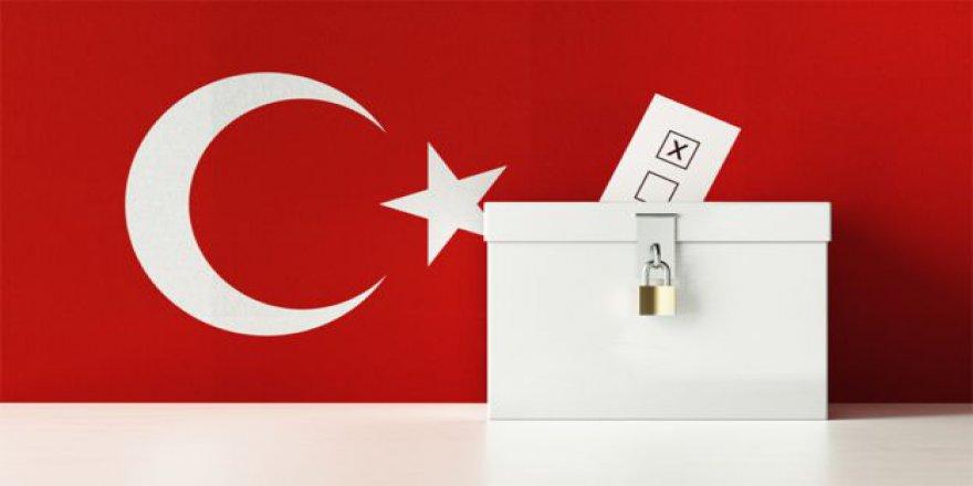 AK Parti'nin Rakibinin Yine AK Parti Olduğu Bir Seçim…