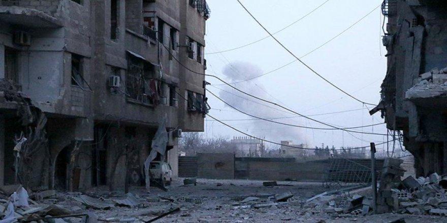 Esed Rejimi Kuşatma Alanlarına Israrla Saldırıyor