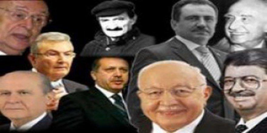 Türkiye Siyasi Tarihinin İbretlerle Dolu Seçim Tablosu