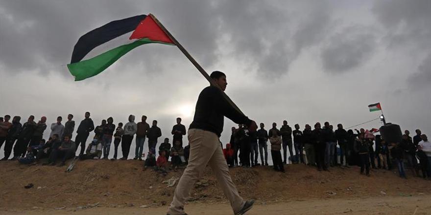 """BM'ye Gazze'deki Gösterilerde """"Misyon Bulundurma"""" Çağrısı"""