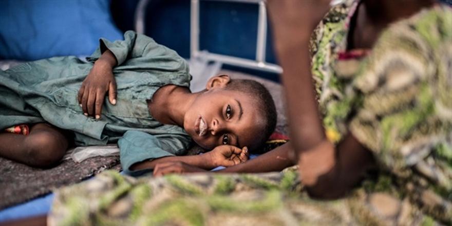 Nijerya'da 29 Çocuk Yetersiz Beslenme Yüzünden Öldü