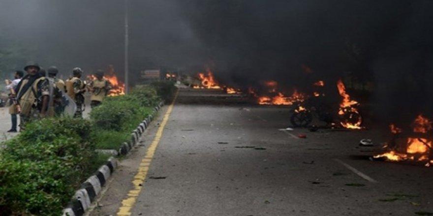 Hindistan'da Öldürülen Maocu İsyancı Sayısı 22'ye Yükseldi