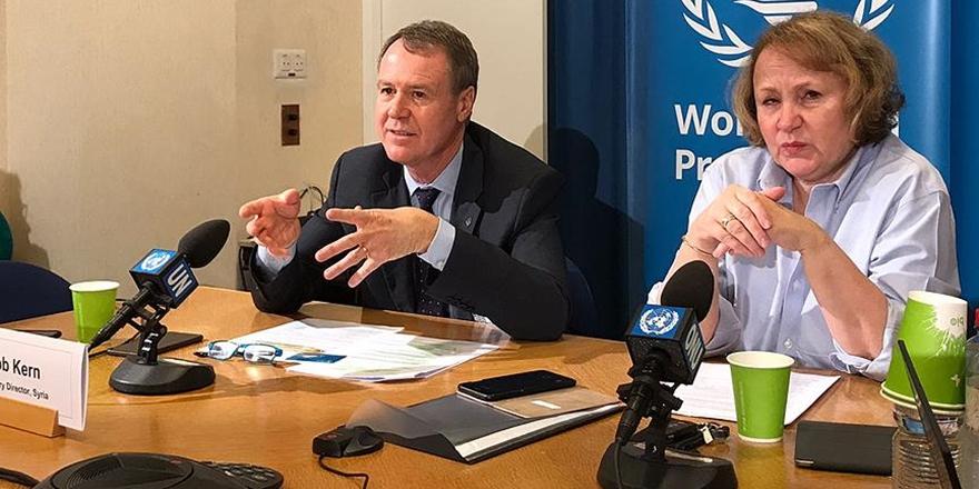 """""""Rejim BM'ye Hâlâ Doğu Guta İçin Erişim İzni Vermedi"""""""