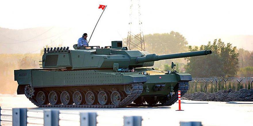 Altay Tankı İhalesini BMC Kazandı