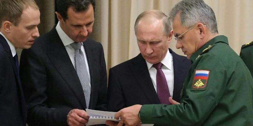 Putin: Rus Uçağının Düşürülmesi Trajik Olaylar Zinciri
