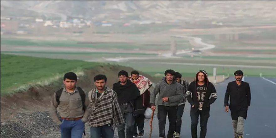 İçişleri Bakanı'ndan Afgan Göçü Uyarısı
