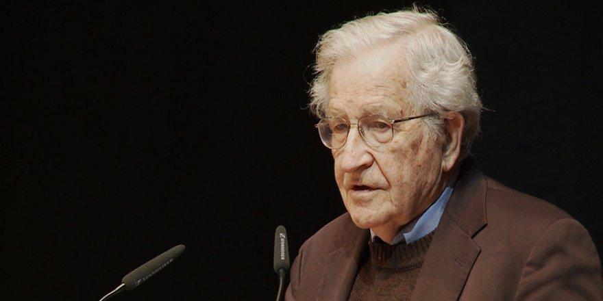 Chomsky'den PKK'ya Destek