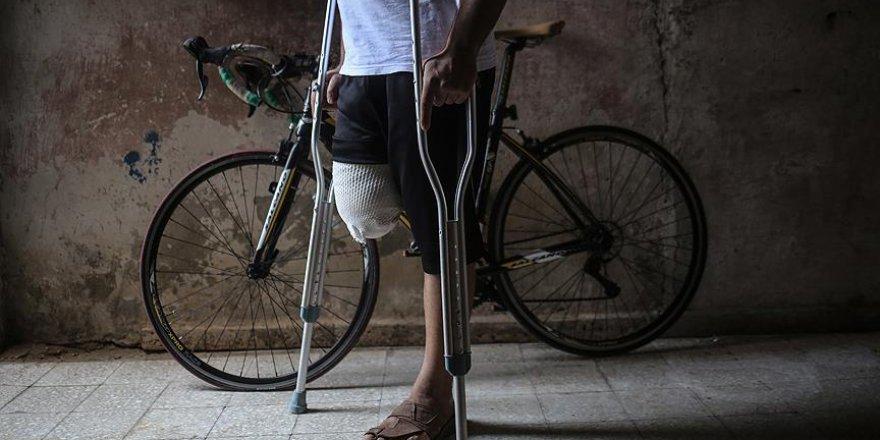 Özgürlük İsteyen Gazzeliler 'El ve Ayaklarını' Kaybediyor