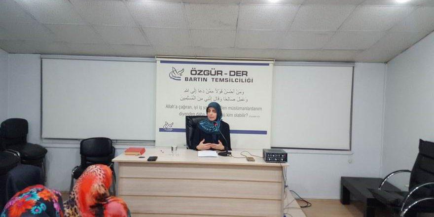 'Türkiye'de İslami Harekette Kadın'