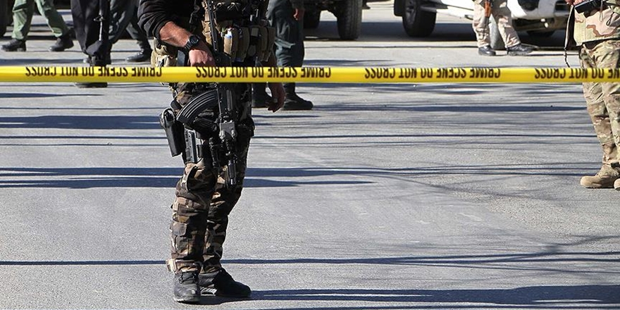 Afganistan'da Bombalı Saldırı: 5 Polis Öldü