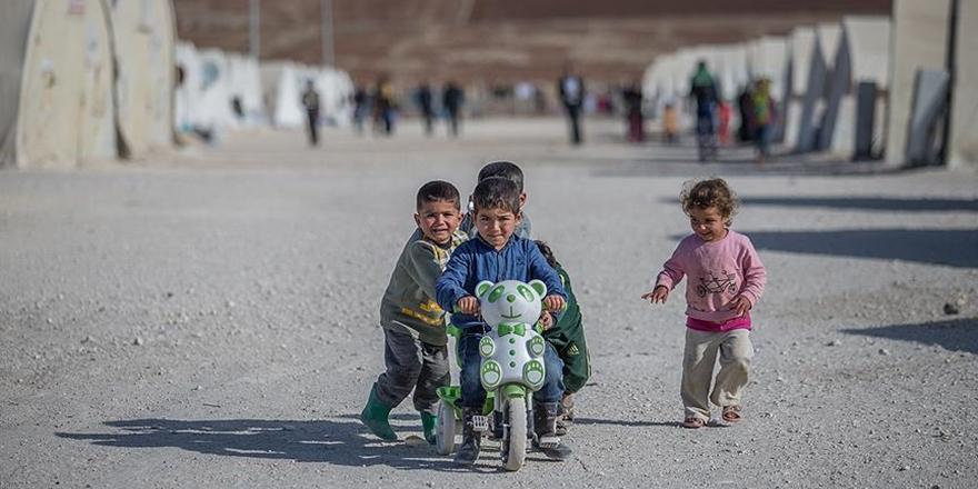 """""""Her 10 Mülteci Çocuktan 6'sında Psikiyatrik Hastalık Var"""""""