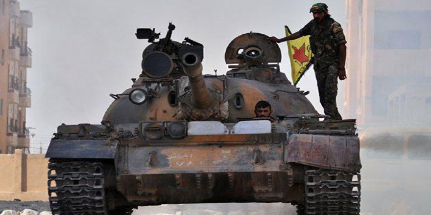 YPG ile ABD'nin Deyrizor Hamlesi