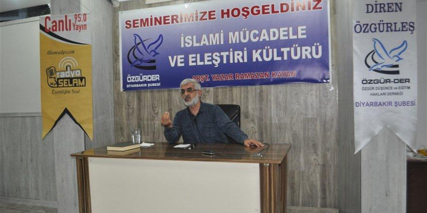 """""""İslami Mücadele ve Eleştiri Kültürü"""""""