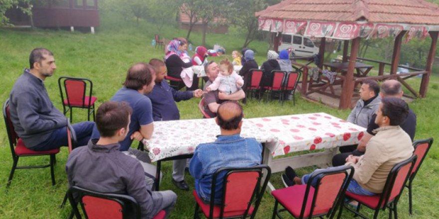 Ereğli Özgür-Der Üyeleri Piknikte Buluştu