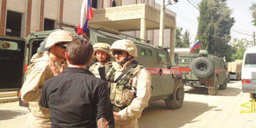Fransa Suriye'ye Yerleşiyor