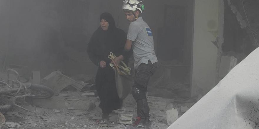 İdlib'e Hava Saldırısı: 3 Çocuk Hayatını Kaybetti!