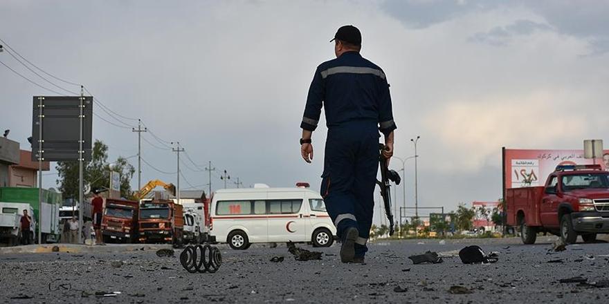 Iraklı Milletvekilinin Konvoyuna Canlı Bomba Saldırısı!