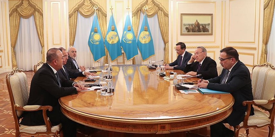 Suriye Konulu 9. Astana Toplantısının Tarihi Belli Oldu
