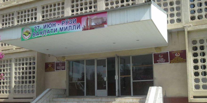 Muhaliflerin Paylaşımını Beğenen Tacik Vatandaşa 9,5 Yıl Hapis