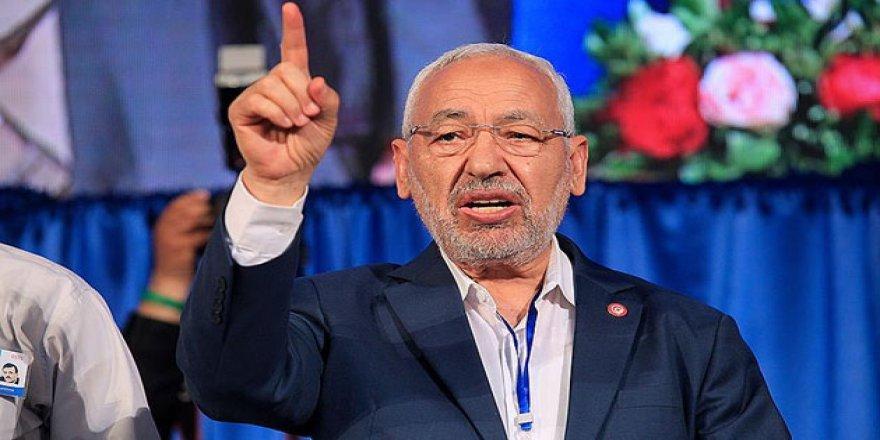 Gannuşi: Mursi'nin Vefatından Dolayı Büyük Üzüntü Yaşıyoruz