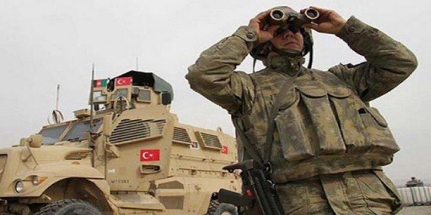 TSK İdlib'de 11'inci Gözlem Noktası Kurdu