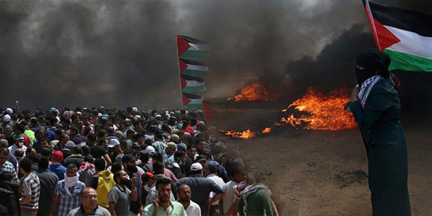 ABD ve İsrail'e Direnen Filistin'den Şehit Haberleri Geliyor