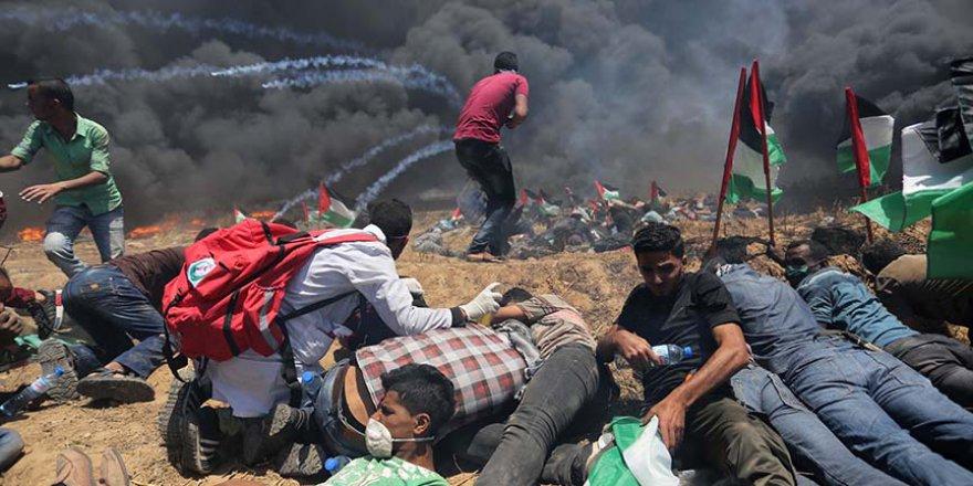 Türkiye'de Filistin İçin Üç Gün Yas İlan Edildi