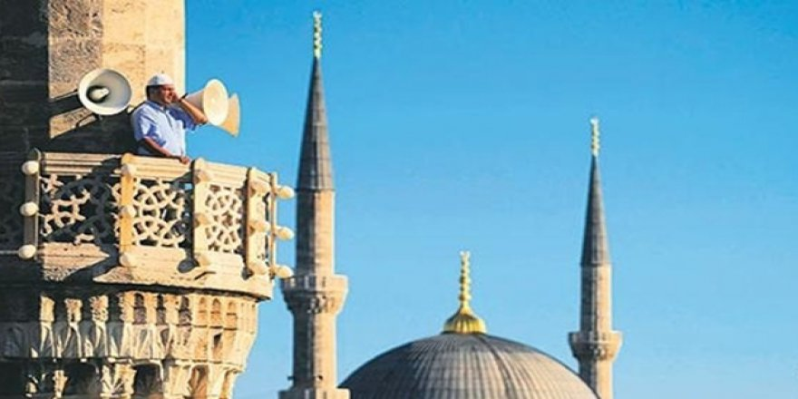 İstanbul'da Sabah Ezanı İmsak Vaktinde Okunacak