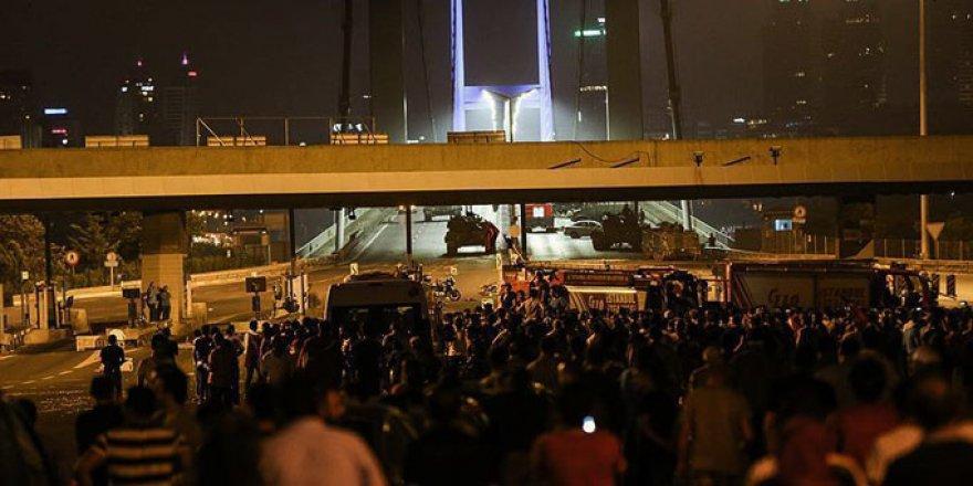 15 Temmuz Şehitler Köprüsü Davasında 138 Sanık İçin Müebbet İstemi