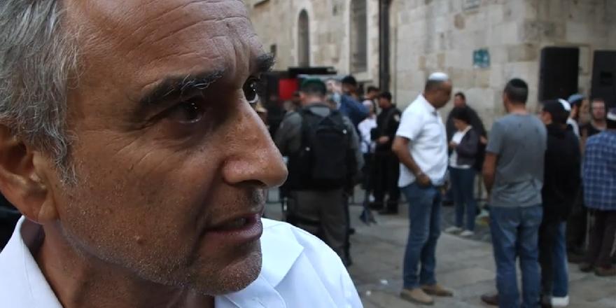 Aşırı Sağcı İsraillinin Küstahlığı: Filistinli Diye Bir Şey Yok