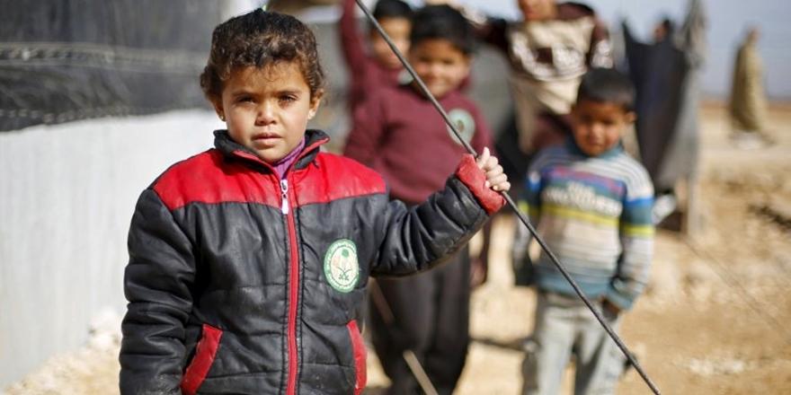 """""""2017'de 31 Milyon Kişi Kendi Ülkesinde Mülteci Oldu"""""""