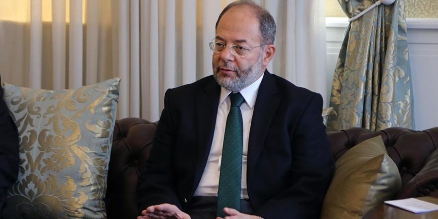 Başbakan Yardımcısı Akdağ: Afrin'i Esed'e Vermeyeceğiz