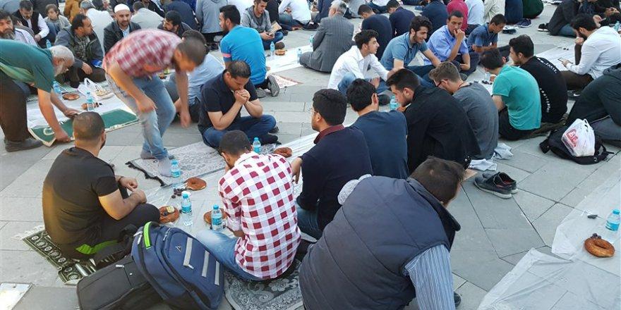 Konya'da Kudüs için Dua ve İftar Buluşması Gerçekleştirildi