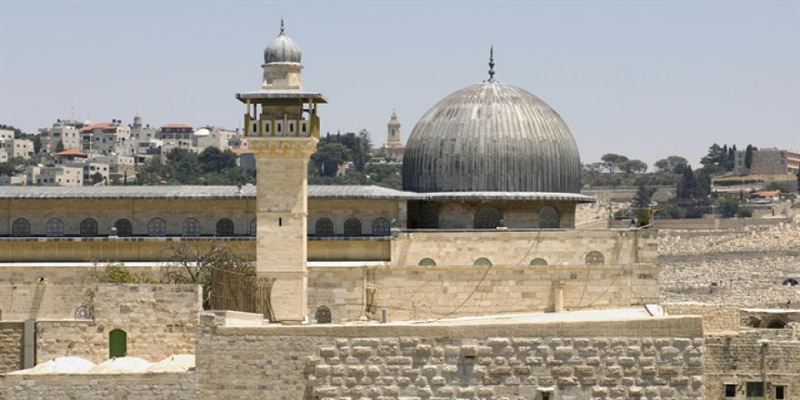 "Diyanet'ten ""Dinmeyen Yaramız Kudüs"" Hutbesi"