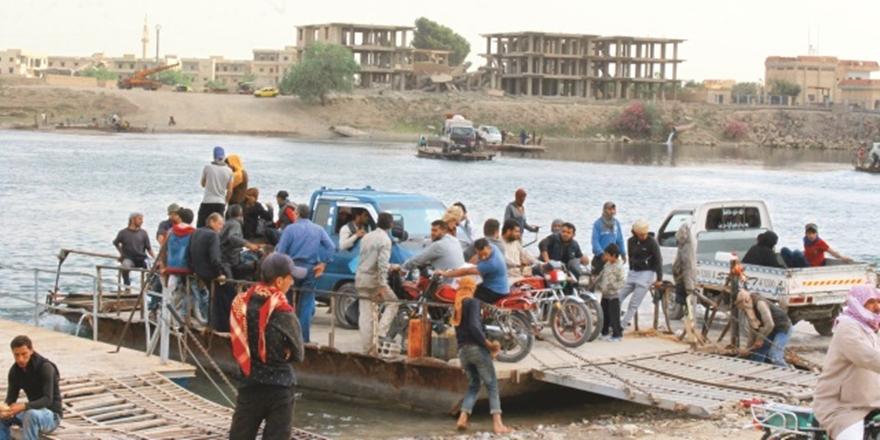 ABD ile YPG/PKK Rakkalıları Köprüsüz Bıraktı!