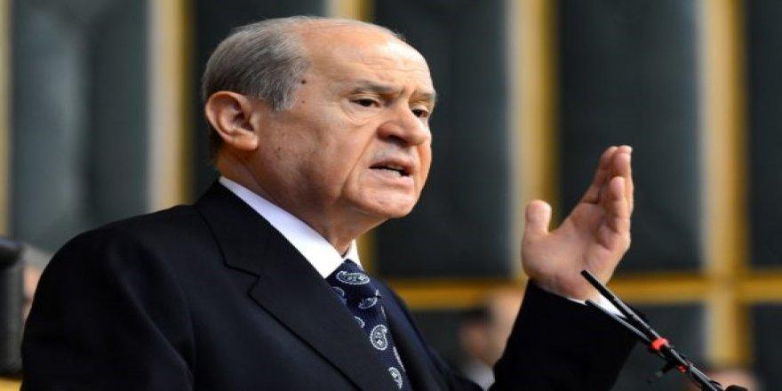 Bahçeli'nin Söylediğini Kılıçdaroğlu Söyleseydi İsyan Teşvikçiliği ile Suçlanmaz mıydı?