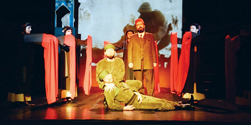 Ankara Devlet Tiyatrosu Mehmet Akif'i Sahnelerse